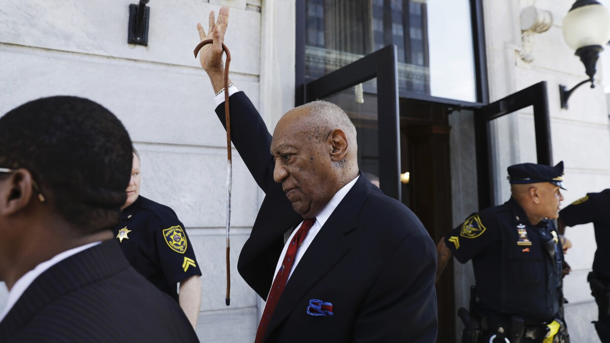 Higher court rules against Bill Cosby in sexual assault conviction appeal