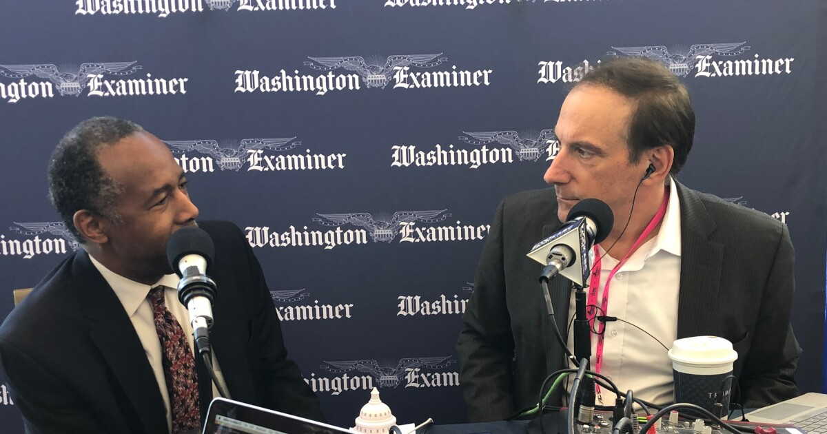 CPAC 2019: Larry O'Connor and Ben Carson