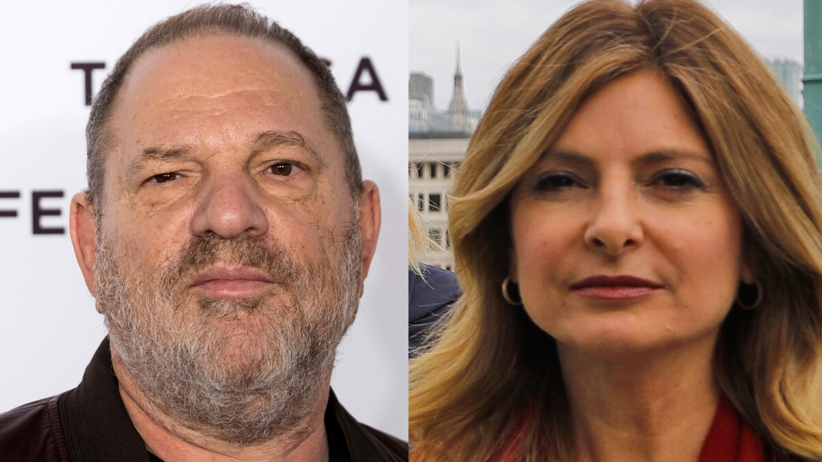 Lisa Bloom, enemy of justice, tipped off Harvey Weinstein