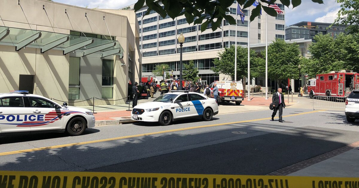 ATF headquarters in DC evacuated due to suspicious package