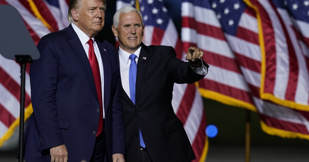 Indiana's top Republicans call Pence's political future unclear
