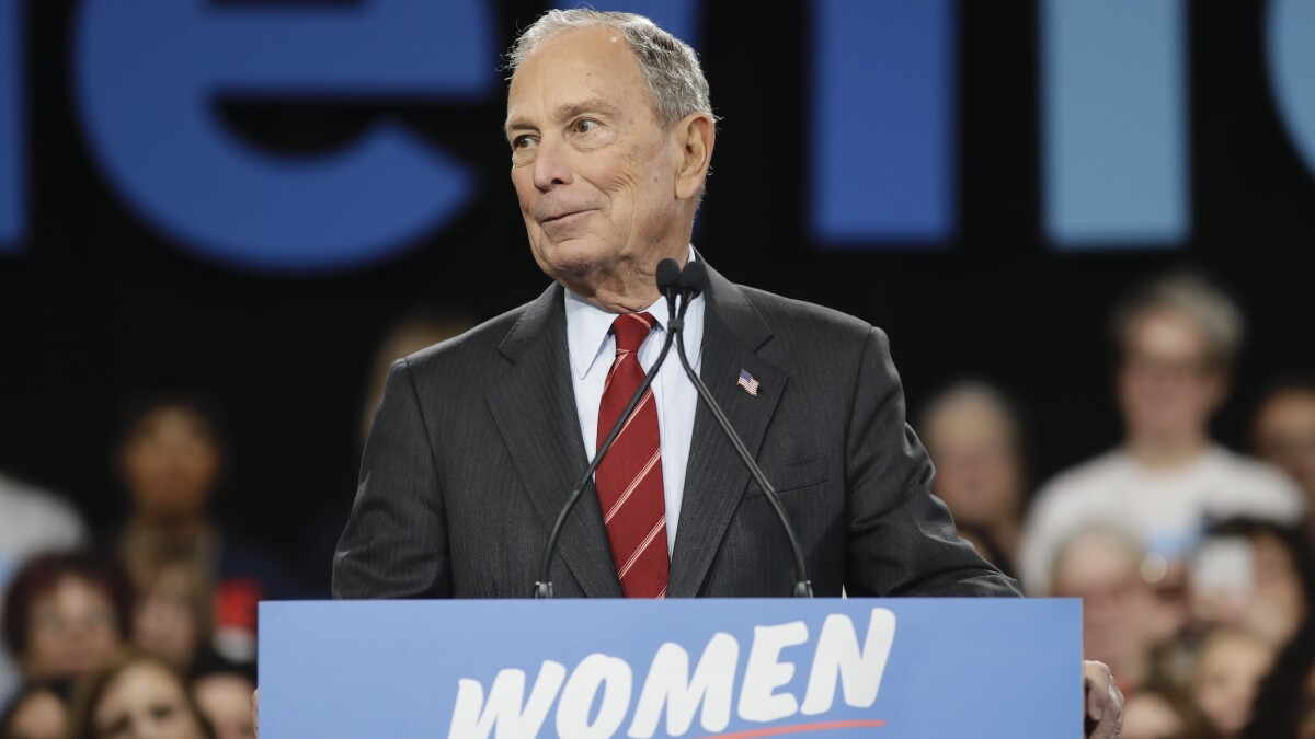 Bloomberg can keep details of his wealth secret until after Super Tuesday