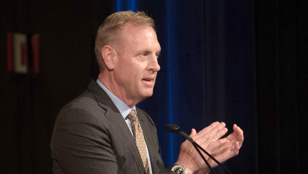 U.S. Deputy Secretary of Defense Patrick M. Shanahan hosts an event in D.C.