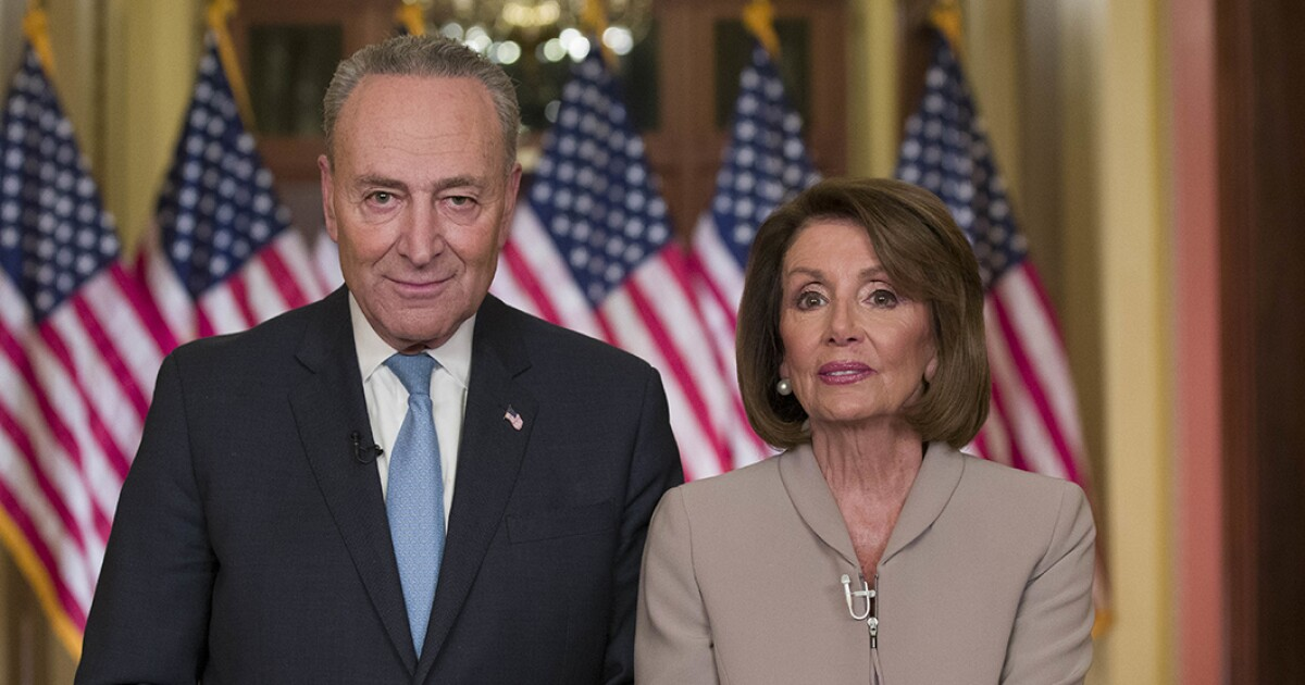 Pelosi and Schumer zero in on obstruction evidence