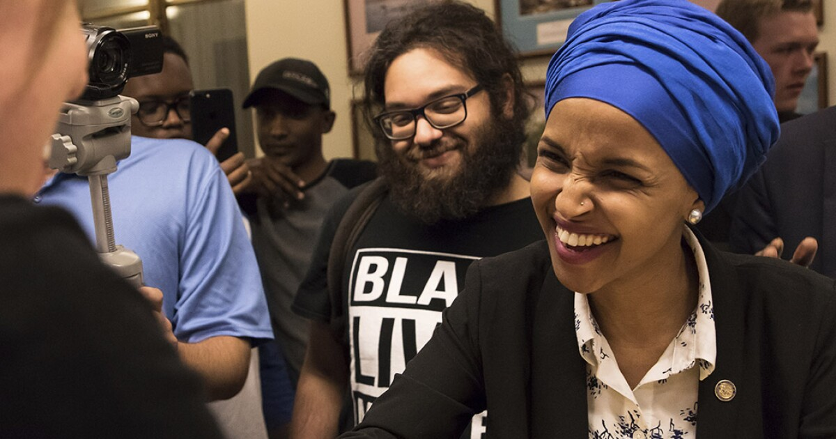 Ilhan Omar is joining the new House Caucus on Black-Jewish Relations
