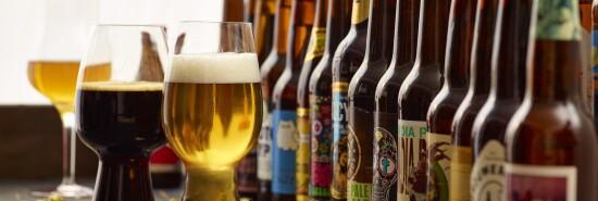 Verkostung von europäischen und internationalen Craft Bier Sorten.