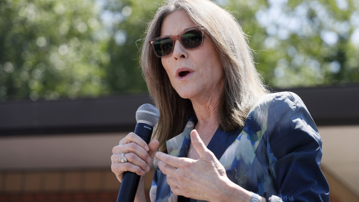 Marianne Williamson: 'I didn't think the Left was so mean. I didn't think the Left lied like this'