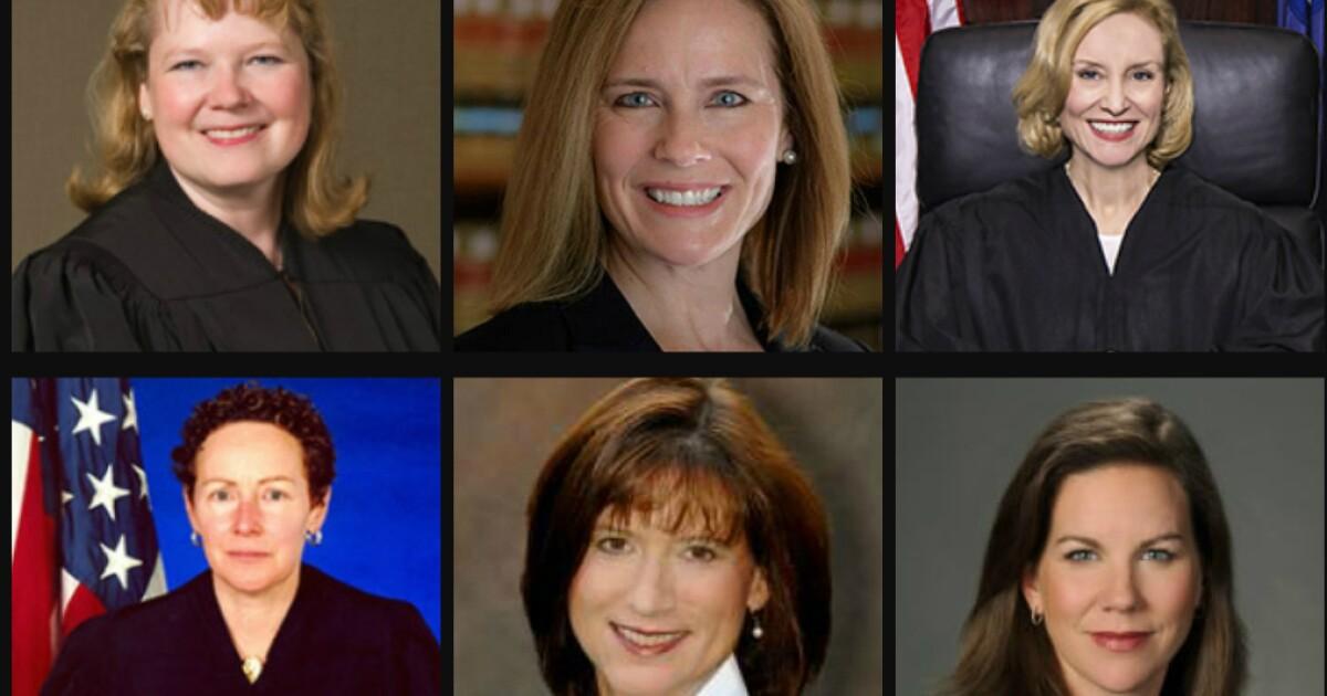 All of Trump's SCOTUS Women