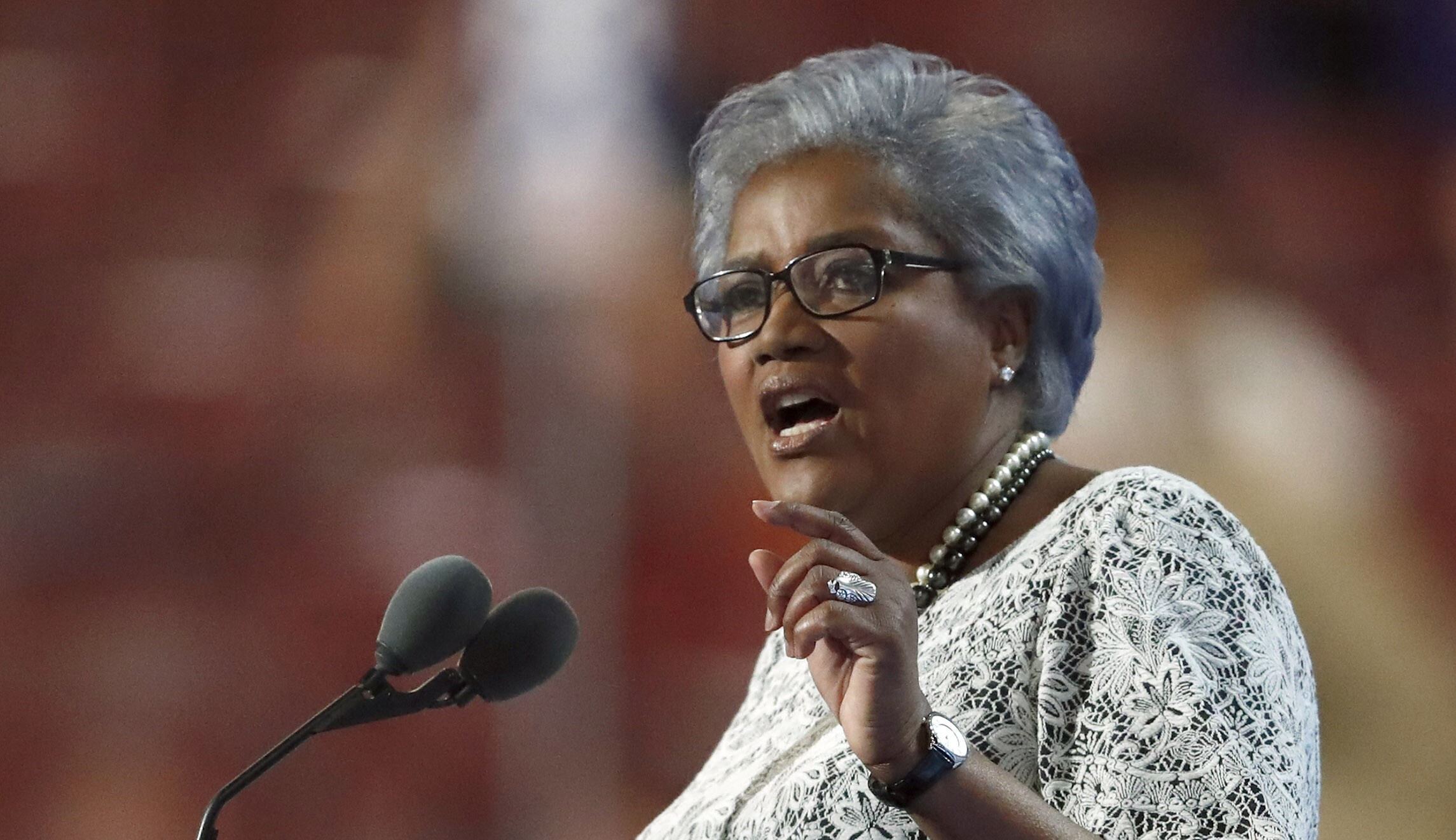 Donna Brazile's book accidentally reveals what the Democratic Party really thinks about women