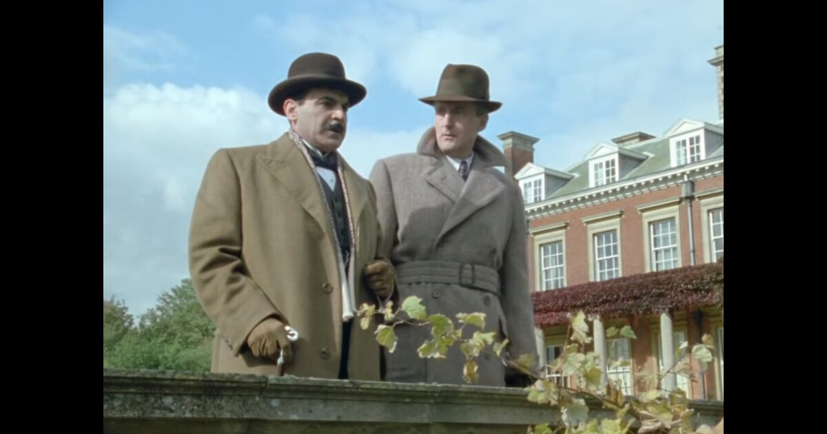 The 10 Best Brit Detective Shows, Ever