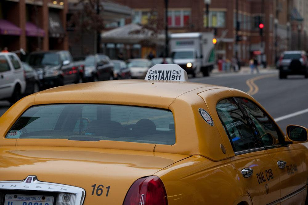 D C Taxi Fares Increase To 2 16 Per Mile