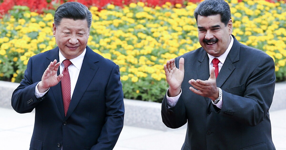 China selling high-tech tyranny to Latin America, stoking US concern