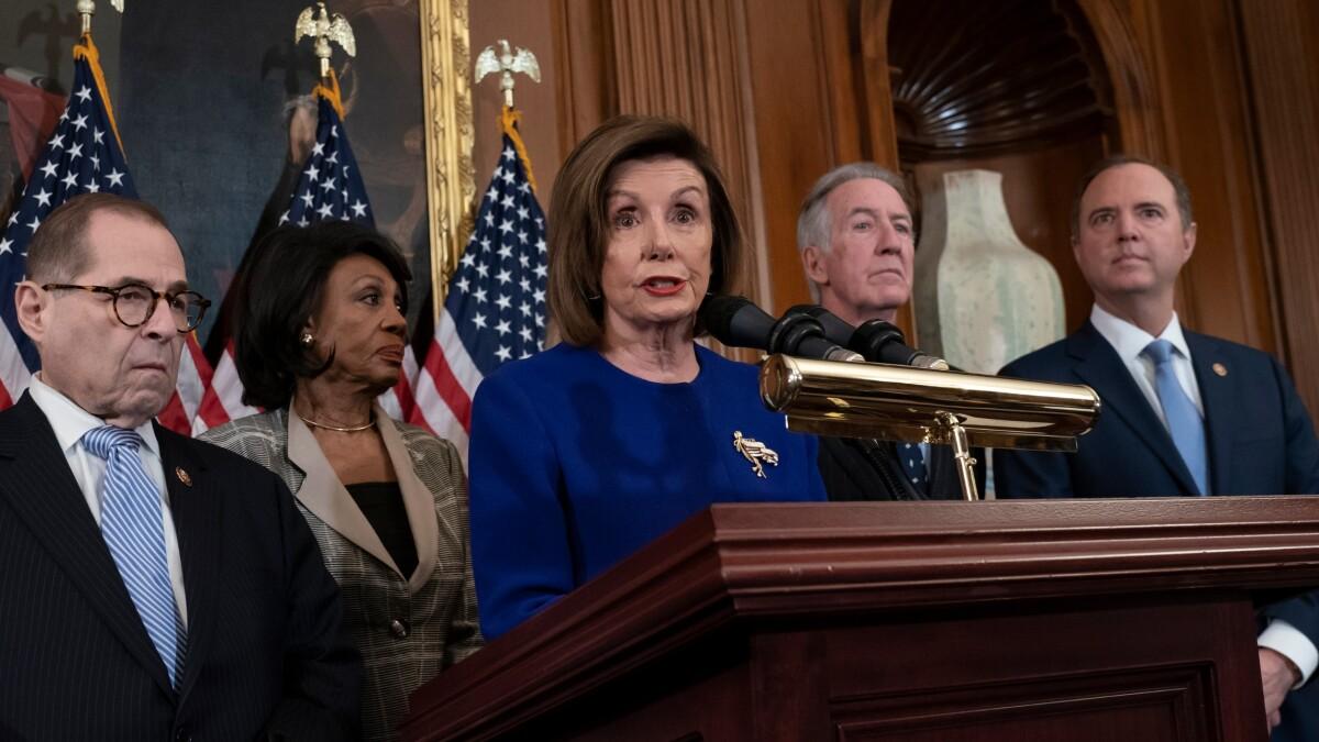 Trump abused his power, just like Pelosi abuses hers