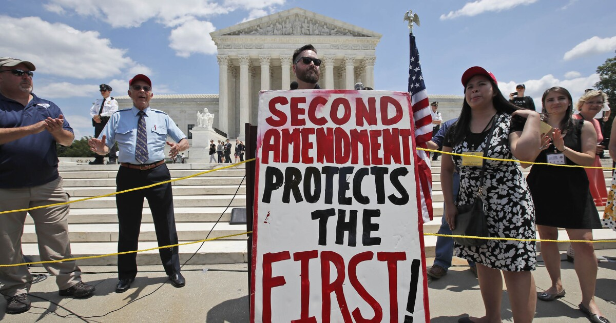 What the midterm election results mean for Second Amendment supporters