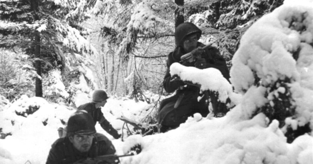 'Perspective of the German': Army posted photo of Nazi to commemorate Battle of the Bulge - Washington Examiner
