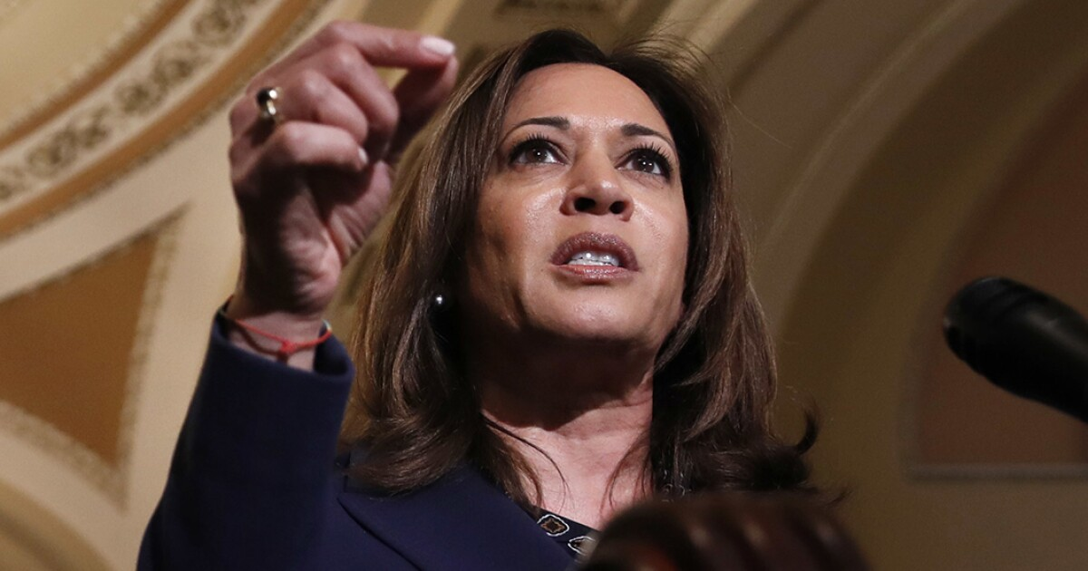 Kamala Harris 'open' to the idea of killing the Electoral College