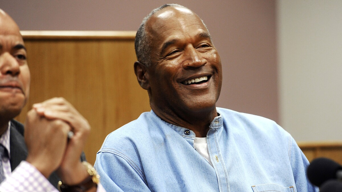 OJ Simpson talks about Betsy Ross flag