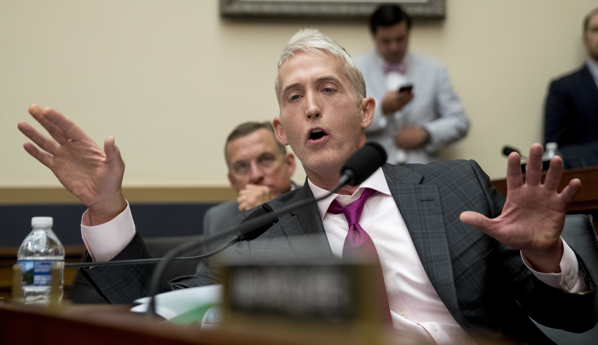 Trey Gowdy: 'I have no issues with the FBI taking a second, third, eighth look' at Brett Kavanaugh