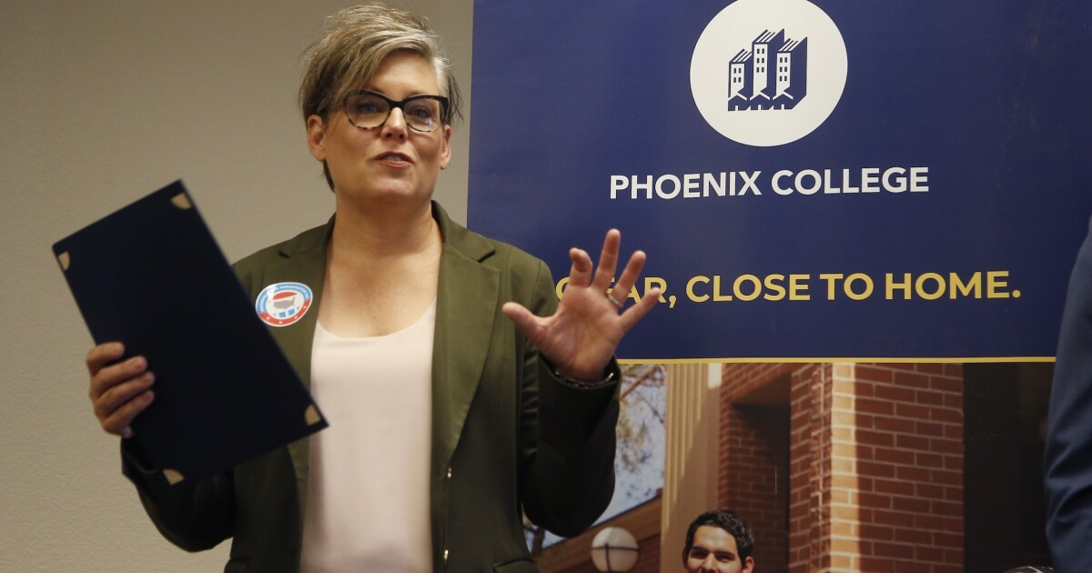 Arizona secretary of state raises alarm about Wi-Fi router connected to Maricopa County election audit servers