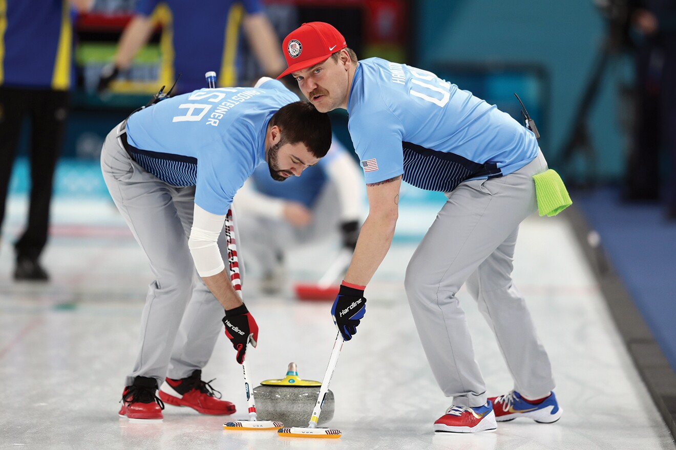 Hurry Hard: Actually, Curling Is Awesome