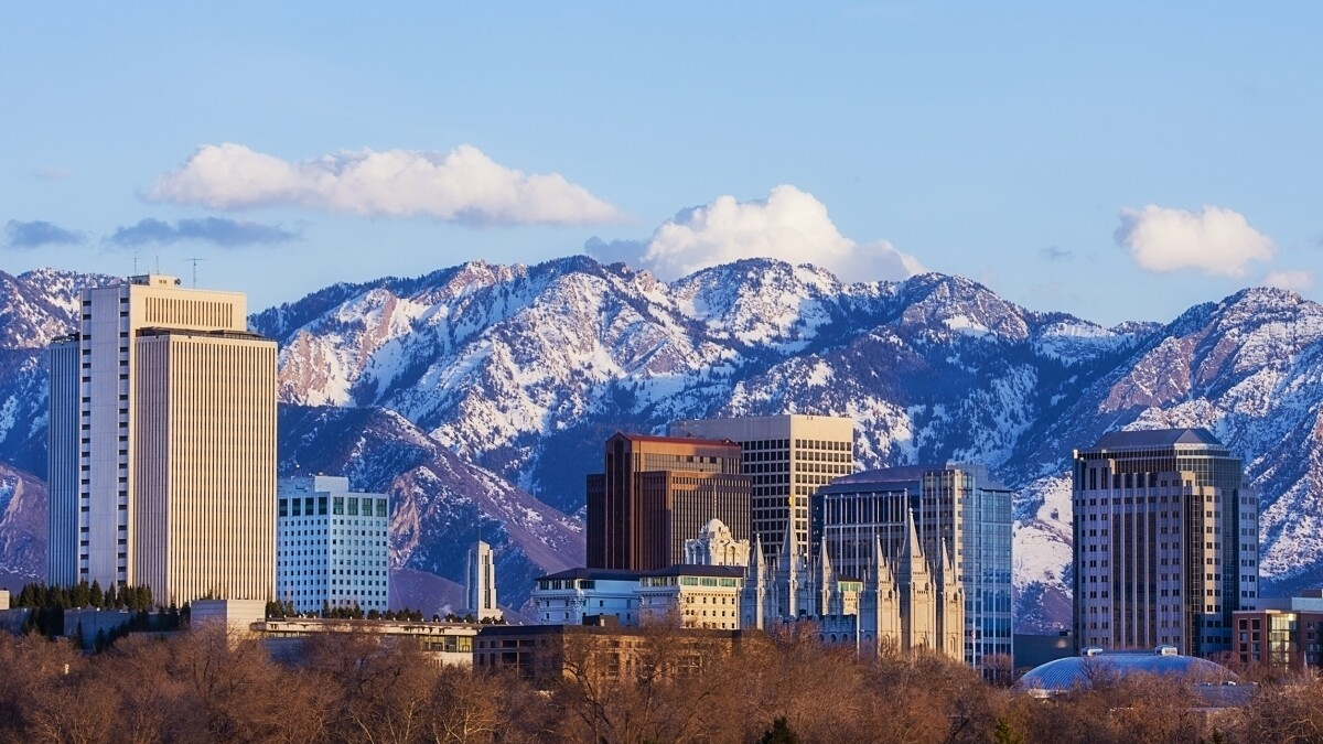 The next red state to turn purple: Utah