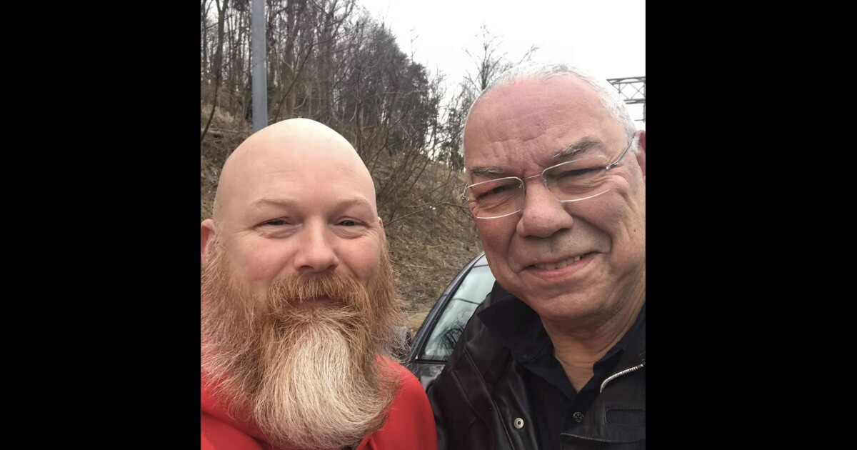 Man who helped Colin Powell change tire: 'If you don't know what altruism is, you're probably not doing it'