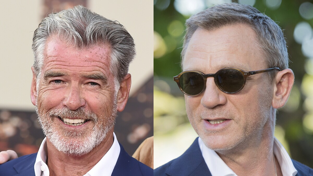 Two former James Bond actors say next 007 could be a woman