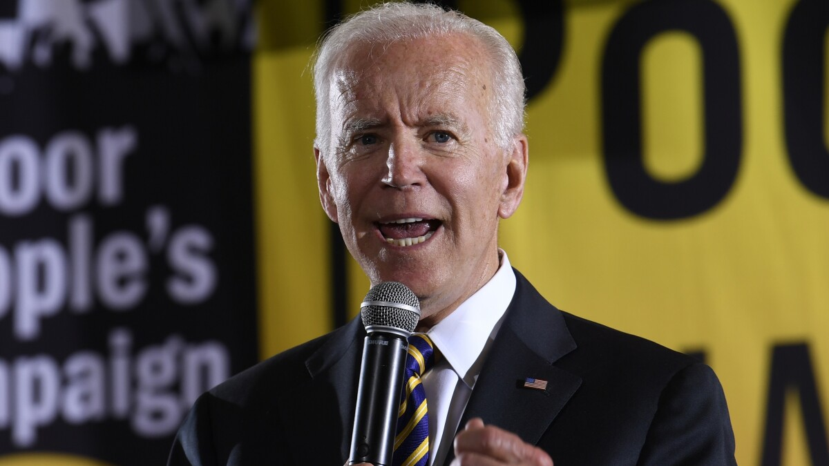 Biden steps up campaign schedule: Iowa, Texas, South Carolina, New Hampshire stops in early July