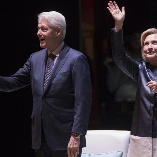 Clintons Wave