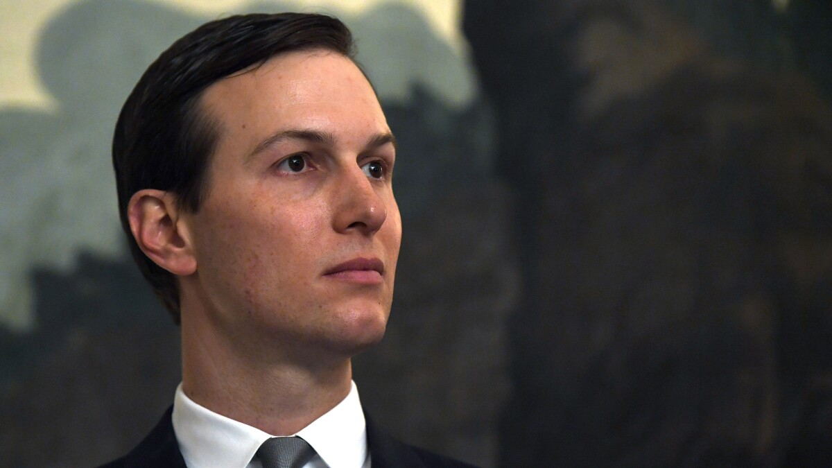 DOJ lawyer says FBI notes on Jared Kushner interviews withheld for review
