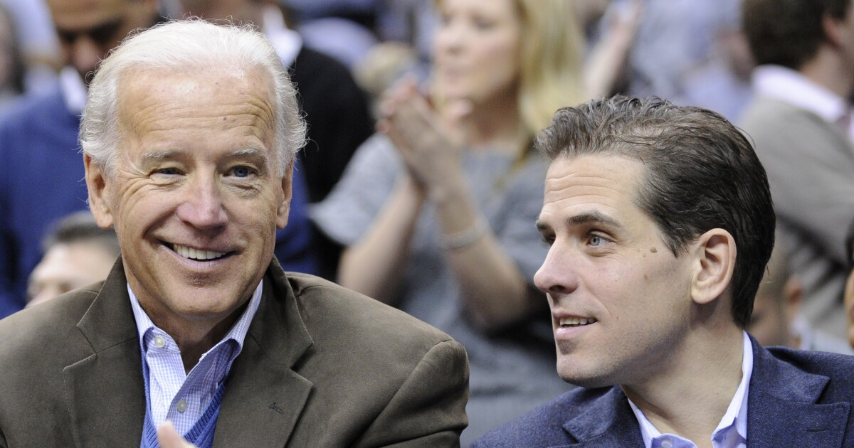 Cocaine Pipe And White Powdery Substance Found In Hunter Biden S Rental Car In 2016
