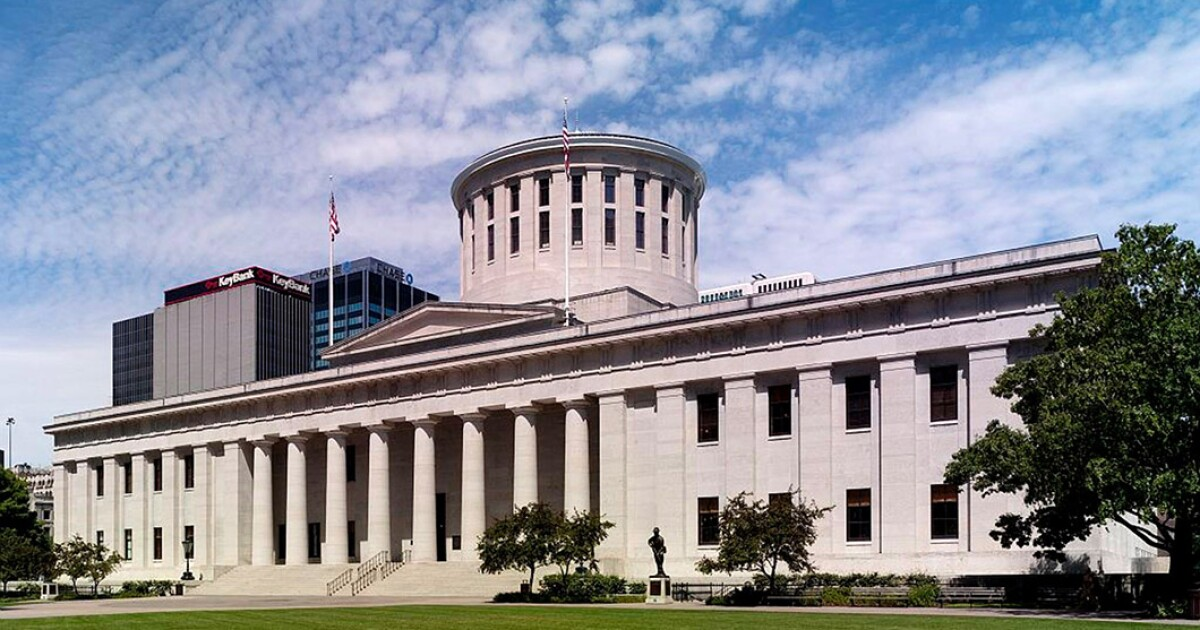 Ohio's youngest representative, a female Republican, isn't afraid to spread freedom's message