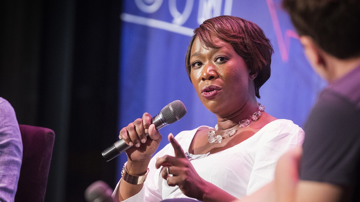 Joy Reid claims 'wealthy, white Christian' Americans will implement apartheid tactics
