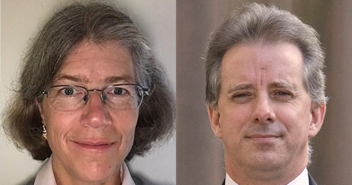 Image result for Nellie Ohr met Christopher Steele at Mayflower Hotel the day before FBI's Trump-Russia investigation began