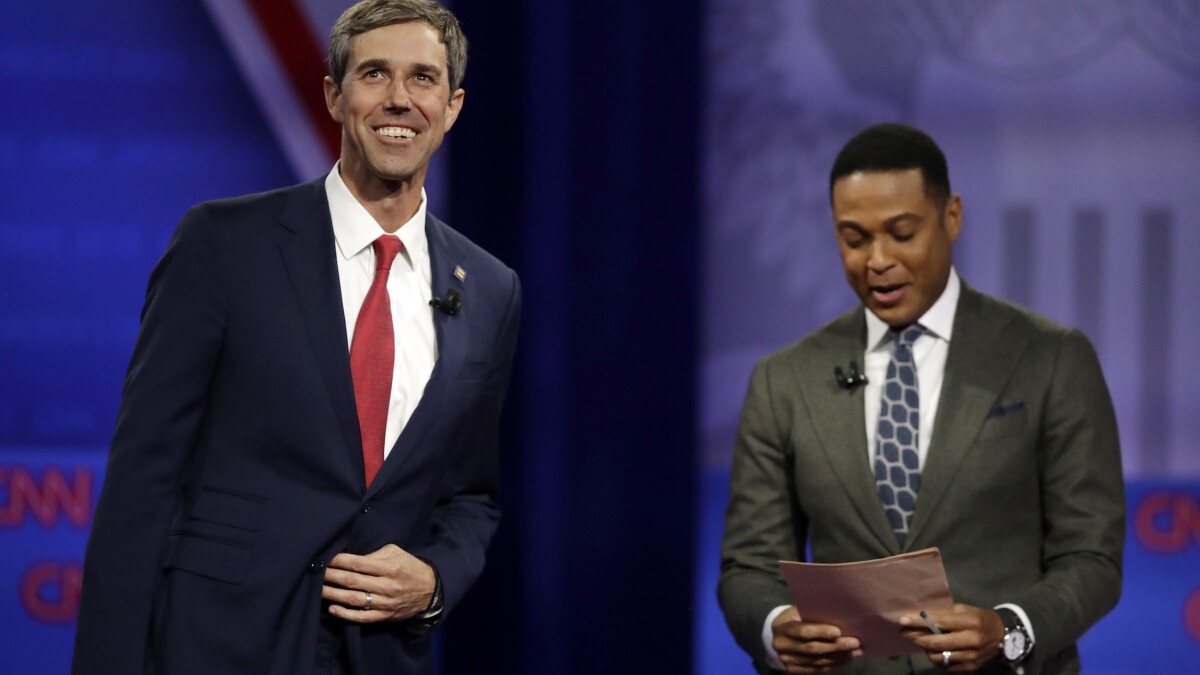 CNN's LGBT town hall made the 2020 Democratic primary even more of a clown show