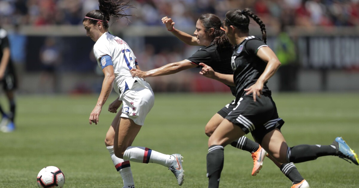 12f62766dfa No, it isn't 'sexist' that women's World Cup teams don't get equal pay