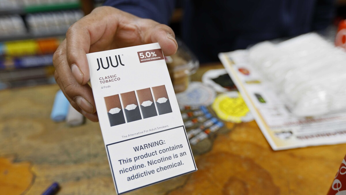 Go stock up on Juul pods
