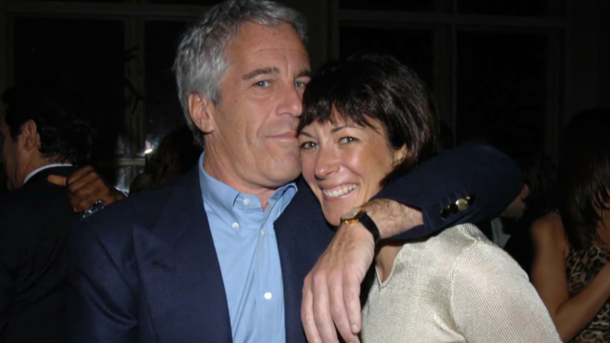 Epstein's alleged madam Ghislaine Maxwell spotted at In-N-Out Burger