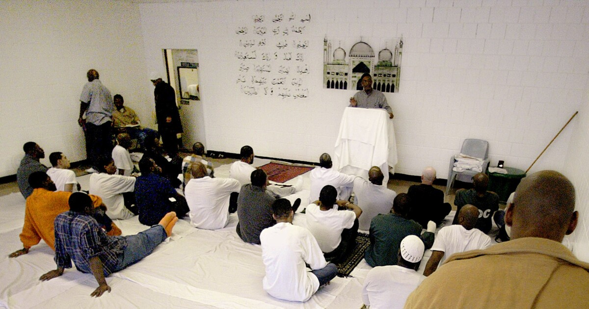 Come on, Florida, let Muslim prisoners practice their faith