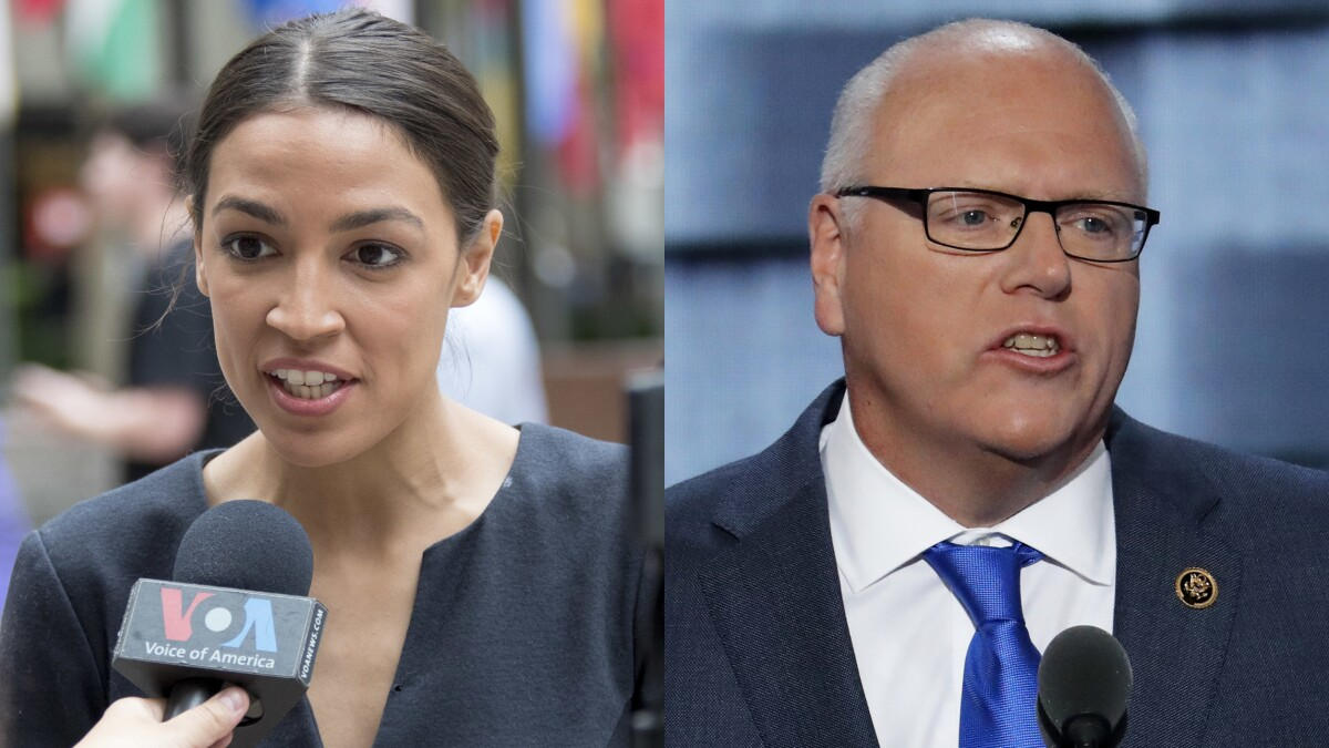 Top Democrat's loss to AOC sealed when he held back 'plenty of fodder' against her
