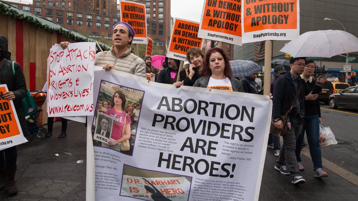 Planned Parenthood isn't a healthcare provider. It's a political organization
