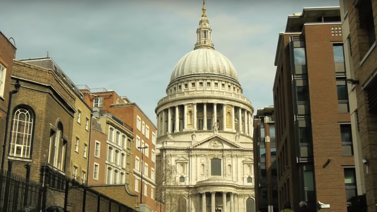 St. Paul's Cathedral in London targeted in ISIS bomb plot