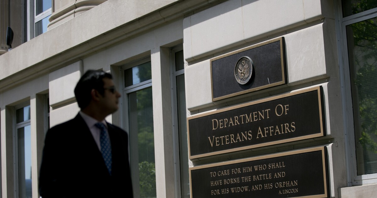 The VA is improving because it's using more private healthcare