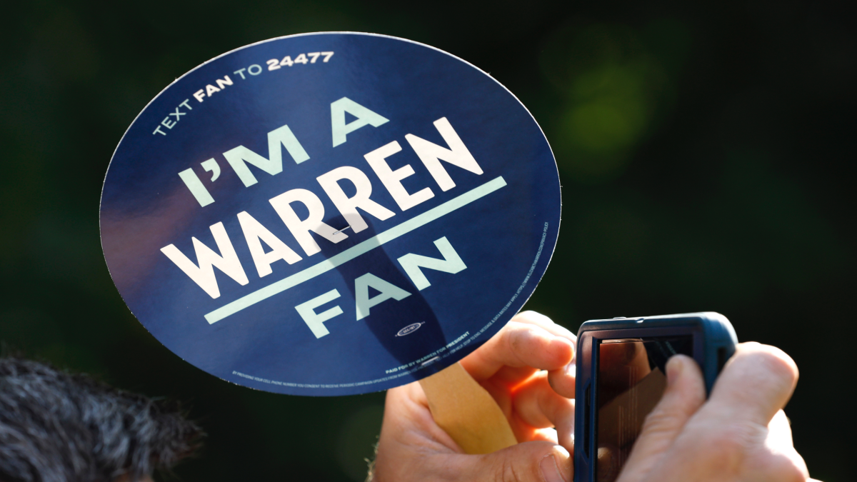 Media want to protect Elizabeth Warren from questions about her plan to raise taxes
