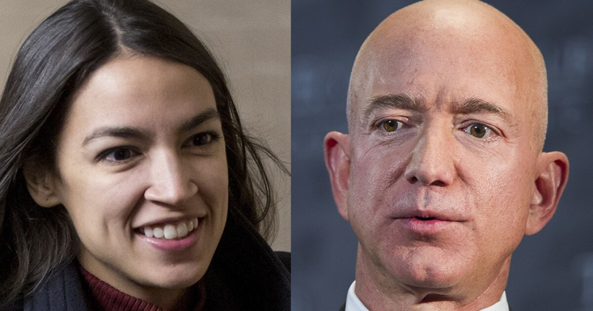 Amazon calls the socialists' bluff