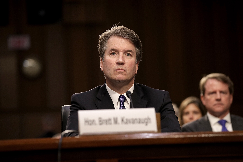 Brett Kavanaugh Christine Blasey Ford and the Senate's Burden of Proof