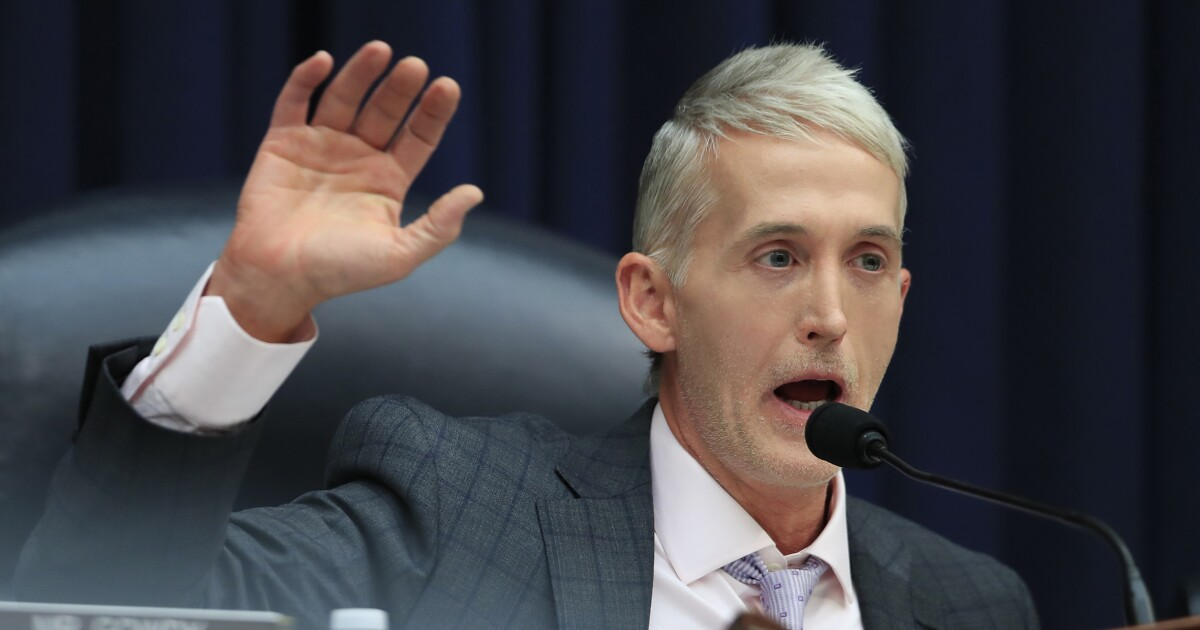 Trey Gowdy: 'We'll never know' if the FBI had enough to spy on Carter Page without the Trump dossier