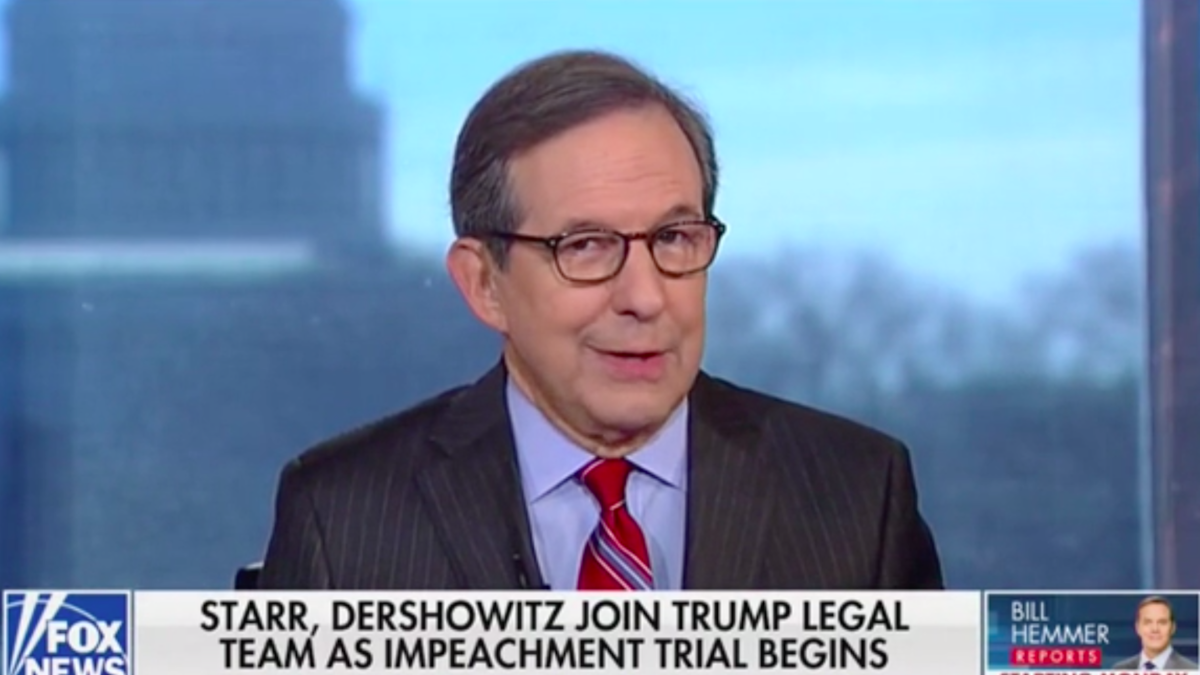 Chris Wallace suggests Trump legal team may have 'their own ego to fill'