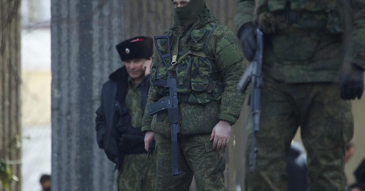 Russia's new escalation in Ukraine is Trump's opportunity