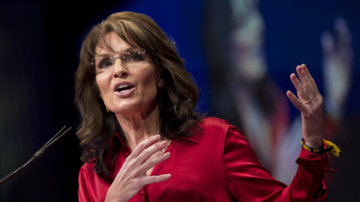 'Her family is a circus': Palin detractors celebrate news of her divorce